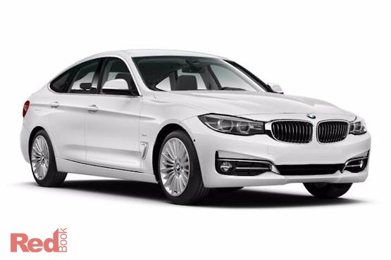 2019 BMW 3 Series 320d Luxury Line F34 LCI Auto