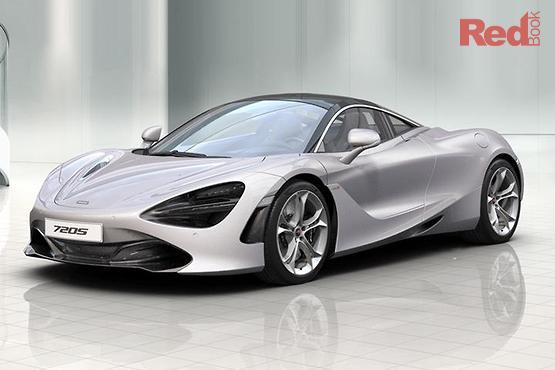 2018 McLaren 720S Luxury Auto MY19