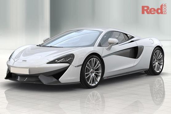2019 McLaren 570S Auto