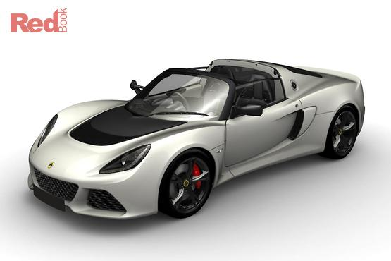 2019 Lotus Exige Sport 350 Manual MY20