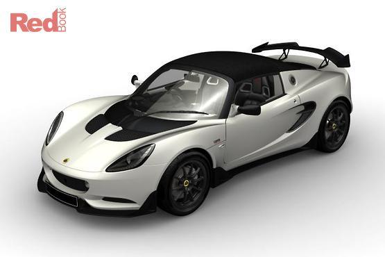 2019 Lotus Elise Cup 250 Manual MY20