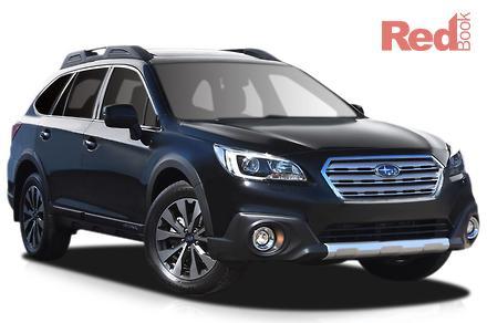 2017 Subaru Outback 2 0d Premium 5gen Manual Awd My17