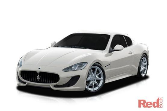 2017 Maserati GranTurismo MC Sportline Auto MY16