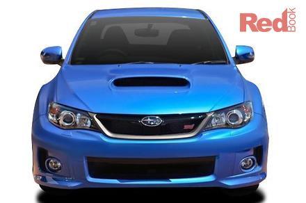 2011 subaru sti hatchback specs