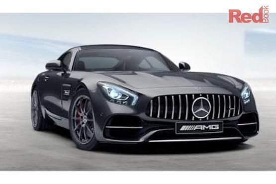 2019 Mercedes-Benz AMG GT S Auto