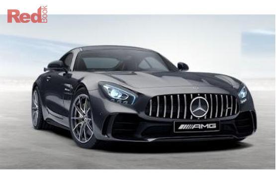 2019 Mercedes-Benz AMG GT R Auto