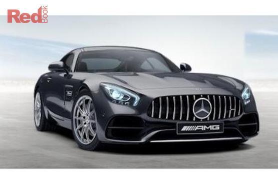 2019 Mercedes-Benz AMG GT Auto