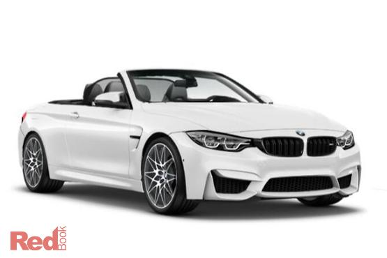 2019 BMW M4 Competition F83 LCI Manual