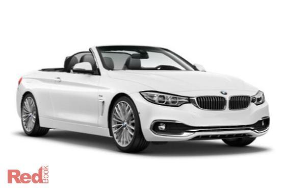 2019 BMW 4 Series 420i Luxury Line F33 LCI Auto