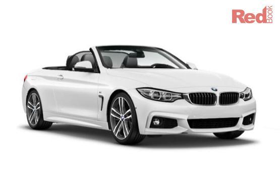 2019 BMW 4 Series 420i M Sport F33 LCI Auto