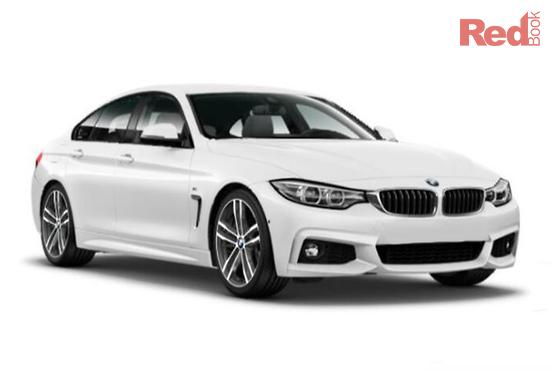 2019 BMW 4 Series 420i M Sport F36 LCI Manual