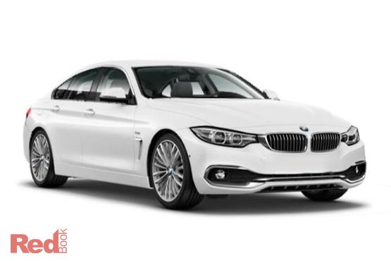 2019 BMW 4 Series 420i Luxury Line F36 LCI Manual
