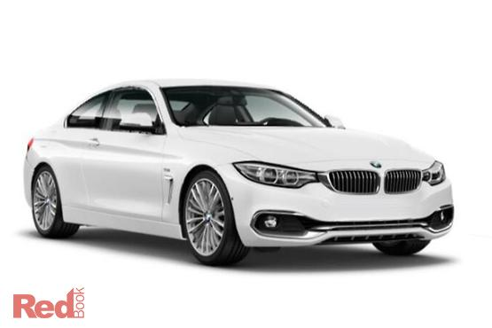2019 BMW 4 Series 430i Luxury Line F32 LCI Auto