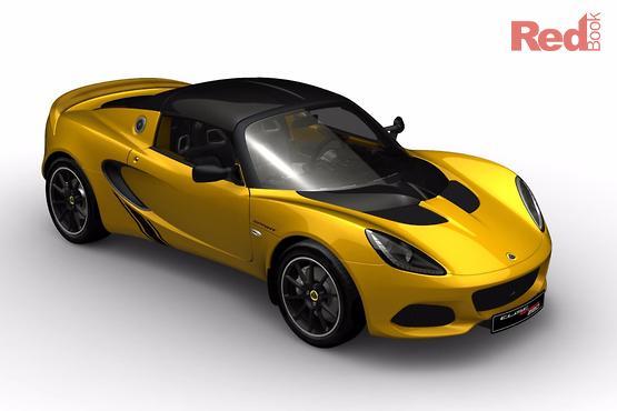 2019 Lotus Elise Sprint 220 Manual MY19