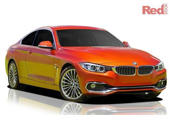 2017 BMW 4 Series 430i Luxury Line F32 LCI Auto