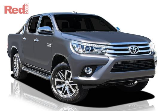2017 Toyota Hilux Sr5 Auto 4x4