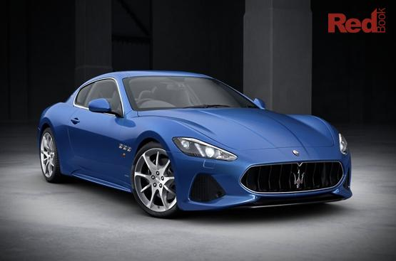 2017 Maserati GranTurismo Sport Auto MY18