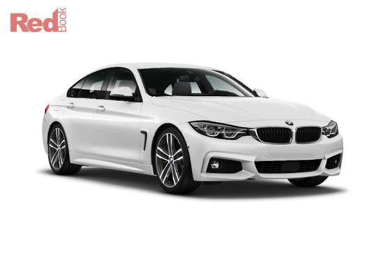 2019 BMW 4 Series 440i F36 LCI Auto