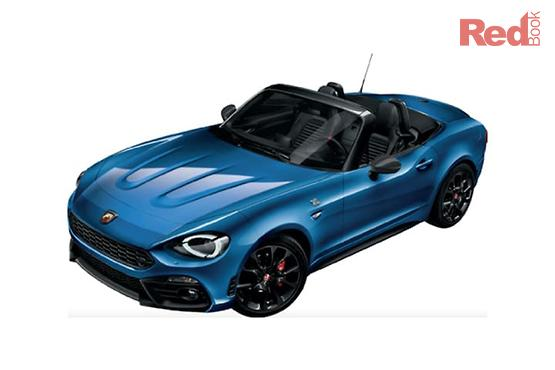2018 Abarth 124 Spider Manual