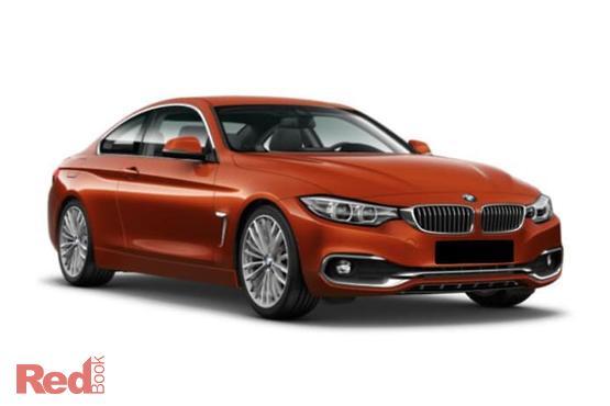 2019 BMW 4 Series 420i Luxury Edition F32 LCI Manual