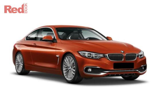 2019 BMW 4 Series 420i Luxury Edition F32 LCI Auto