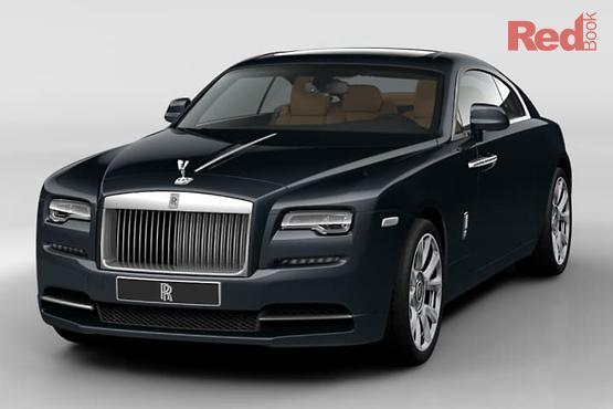 2019 Rolls-Royce Wraith Auto MY20