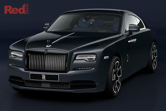 2018 Rolls-Royce Wraith Black Badge Auto MY18