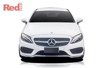 2017 Mercedes Benz C200 Auto