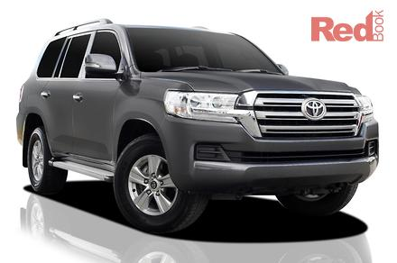 sports shoes f13c4 8df65 2017 Toyota Landcruiser GXL Auto 4x4