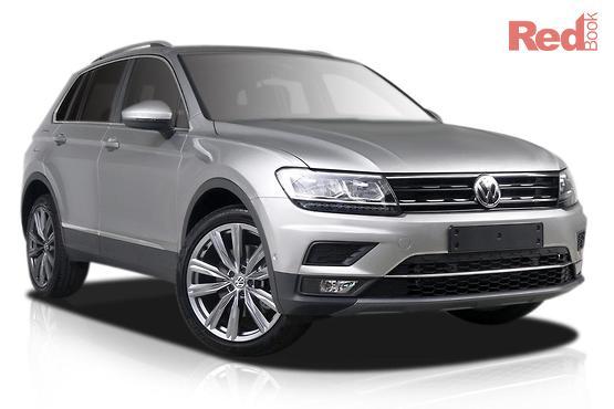2018 Volkswagen Tiguan 162TSI Sportline 5N Auto 4MOTION MY18