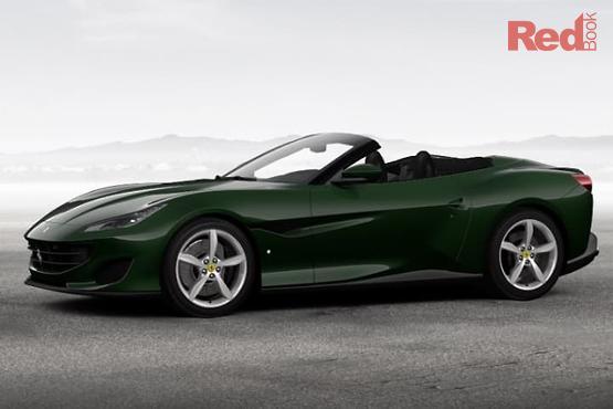2018 Ferrari Portofino Auto