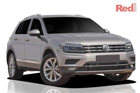 2018 Volkswagen Tiguan 162TSI Highline 5N Auto 4MOTION MY18