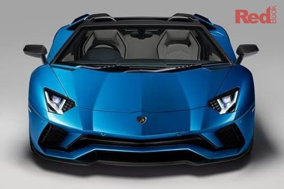 2018 Lamborghini Aventador S Auto AWD MY18