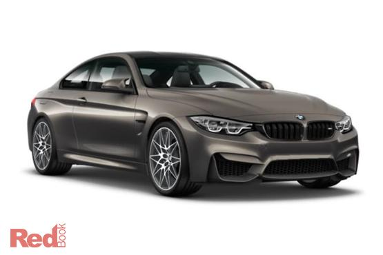 2018 BMW M4 Competition F82 LCI Auto
