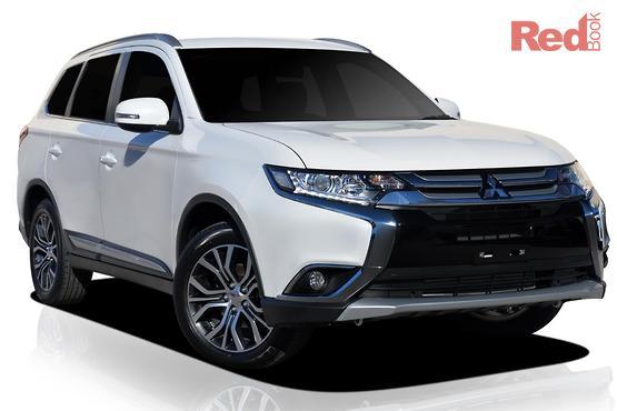 2018 Mitsubishi Outlander LS ZL Auto AWD MY18.5
