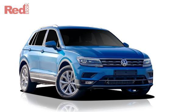 2018 Volkswagen Tiguan 140TDI Highline 5N Auto 4MOTION MY18