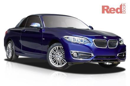 2017 Bmw 220i Luxury Line F23 Lci Auto