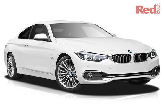 2019 BMW 4 Series 420i Luxury Line F32 LCI Auto