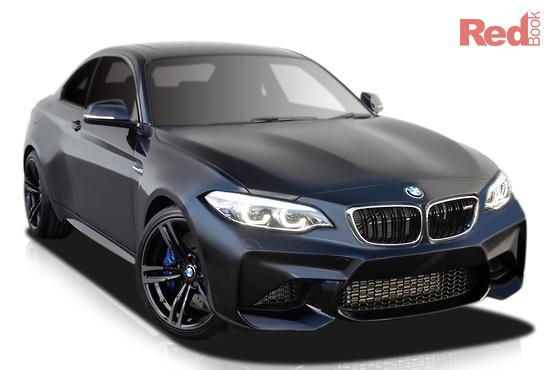 2018 BMW M2 F87 LCI Manual