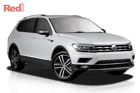 2018 Volkswagen Tiguan 162TSI Highline Allspace 5N Auto 4MOTION MY18