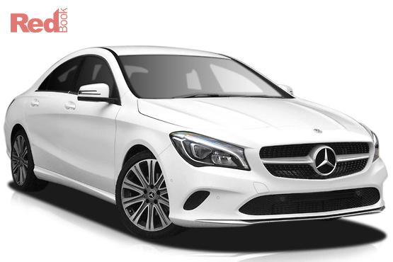 2019 Mercedes-Benz CLA220 d Auto