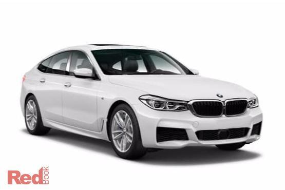 2019 BMW 6 Series 620d M Sport G32 Auto