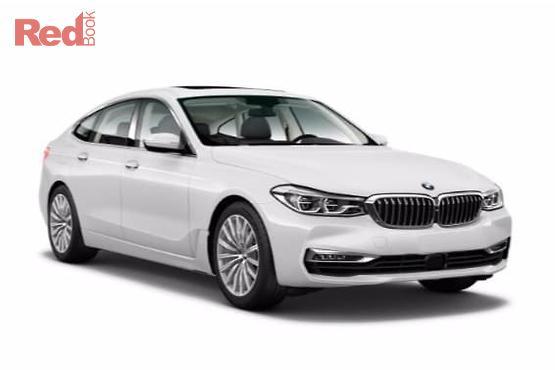 2019 BMW 6 Series 620d Luxury Line G32 Auto