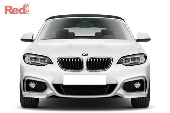 2019 BMW 2 Series 220i M Sport F23 LCI Auto