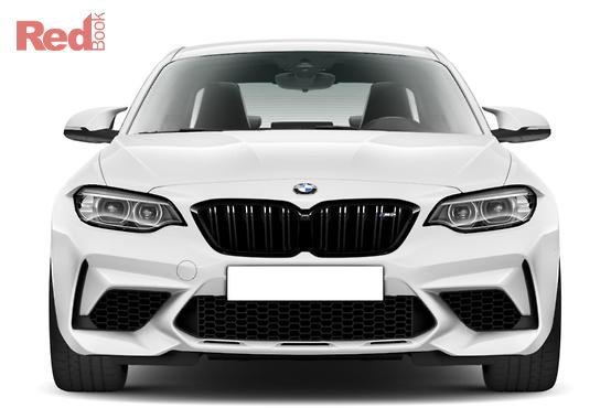 2018 BMW M2 Competition Pure F87 LCI Manual