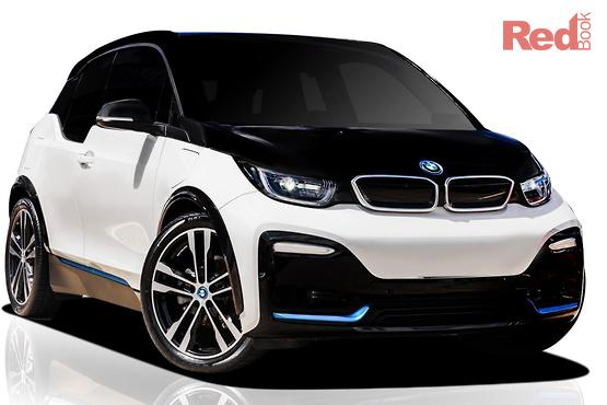 2019 BMW i3 s 120Ah I01 Auto