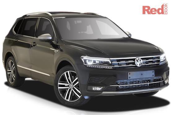 2018 Volkswagen Tiguan 162TSI Highline Allspace 5N Auto 4MOTION MY19