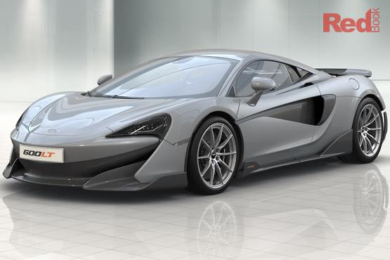2019 McLaren 600LT Auto MY19