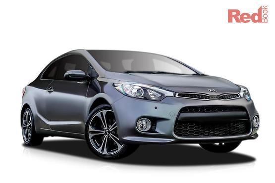 2016 Kia Cerato Koup Si Auto MY16