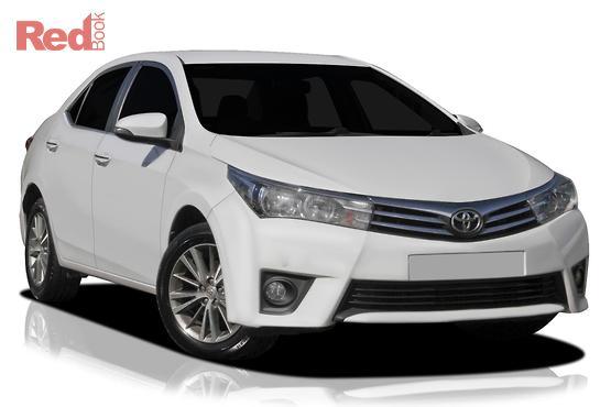 2015 Toyota Corolla SX Manual